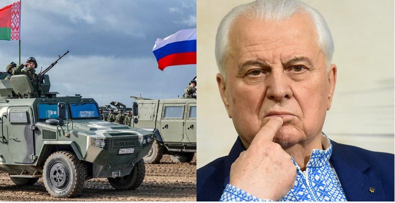«Мы должны быть готовы ко всему» -Кравчук предупредил украинцев, о возможном обострении войны с Россией.