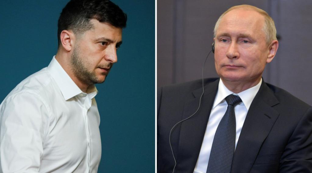 Какой-то детский страх: Зеленский отреагировал на слова Путина о НАТО