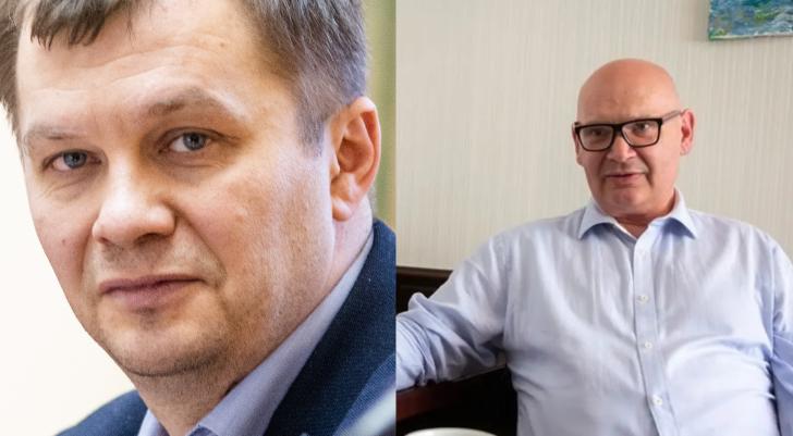Прямо во время форума! Эксминистр Польши бросил вызов Милованову. Спор на 1 млн грн: могут поступить в бюджет.