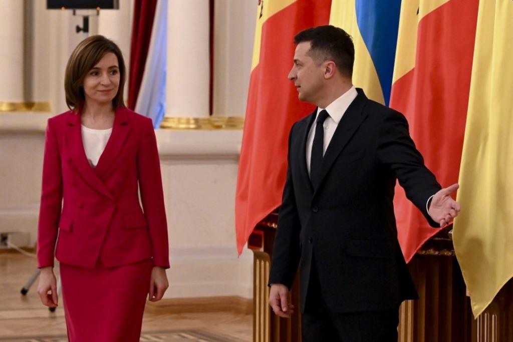 Утром! Санду не стала молчать: «один из приоритетов политики Молдовы». Зеленский поддержал — вместе с Украиной