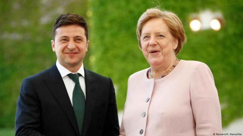 Встреча Зеленского и Меркель! Появились важные детали: уже завтра. О чем будут говорить?