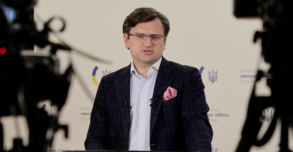 «Если причиной является РФ, не говорите, что это из-за нехватки реформ»: Кулеба заявил, что Украина заслужила «следующего шага в евроатлантической интеграции»