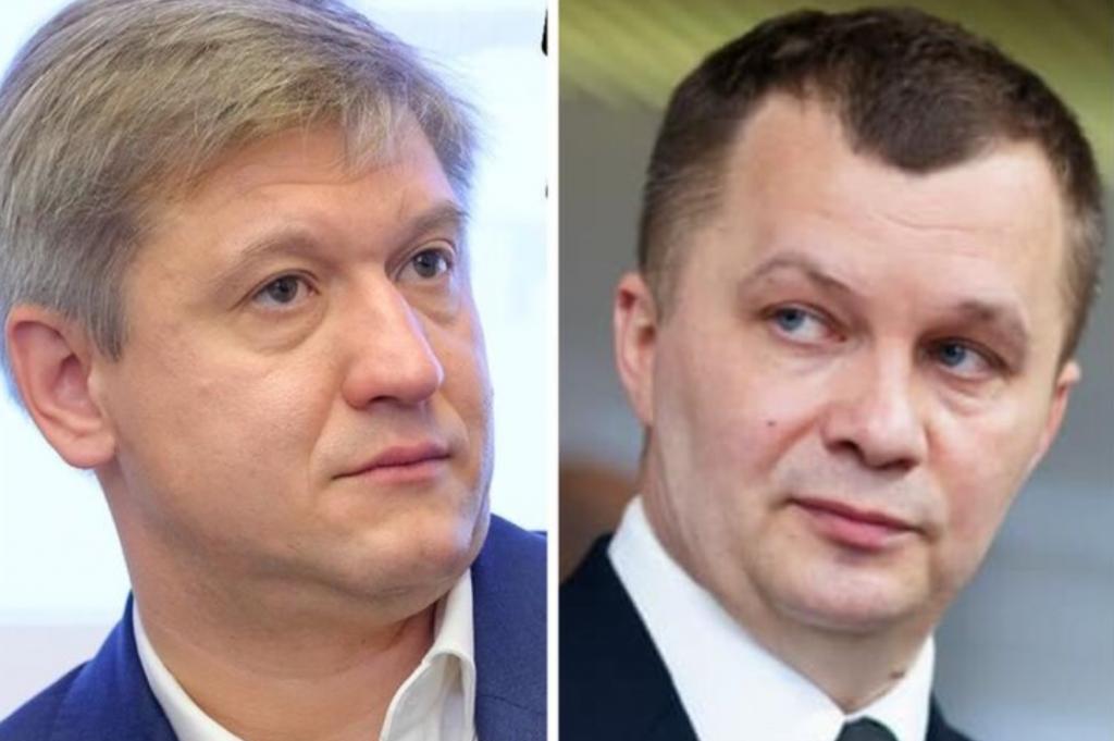 «Имей же совесть, дай я тоже скажу!»: Милованов и Данилюк устроили разборки в прямом эфире. Скандал на всю страну!
