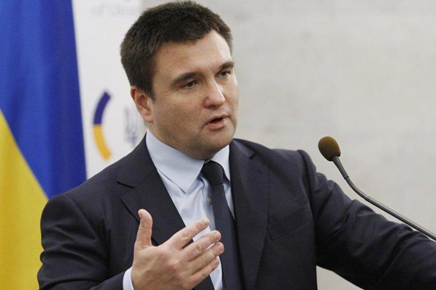 «Запустили маховик на полную». Климкин считает, что у Путина появилась новая стратегия относительно Украины