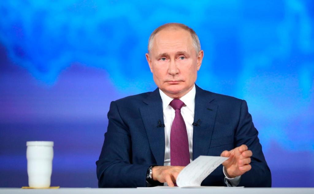 Россия реагирует очень агрессивно! Прозвучало тревожное заявление : Путин не останавливается — градус напряжения растет!