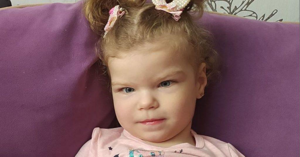 3-летняя Маша очень нуждается в помощи неравнодушных