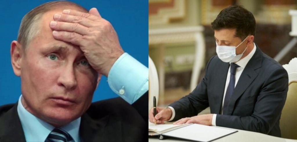 Поздно вечером! Зеленский подписал закон : Путин в ярости — во время телефонного разговора. Еще одно циничное заявление!