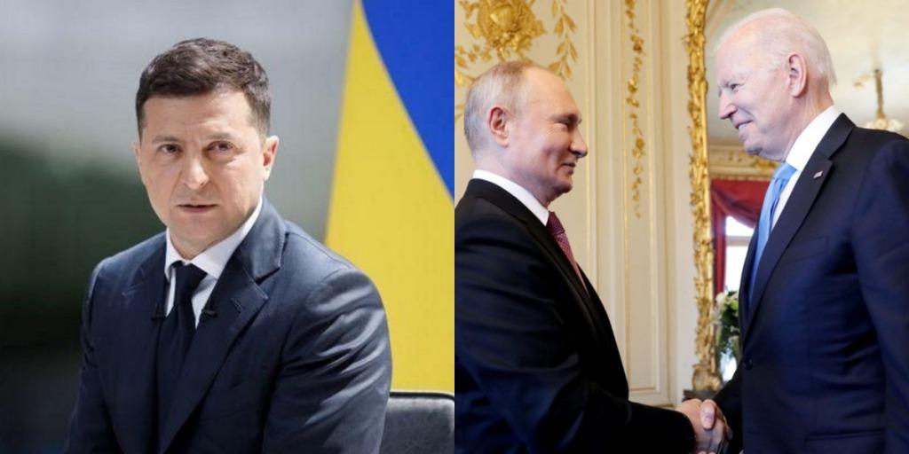 Байден развязывает руки Путину! Произошло немыслимое — роковая измена. Колоссальная ошибка США — Зеленский в ярости!