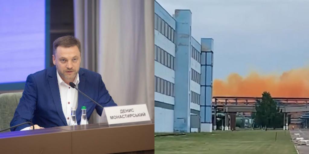 После аварии на химзаводе! Монастырский влупил — внеплановые проверки: по всей Украине. К концу года!