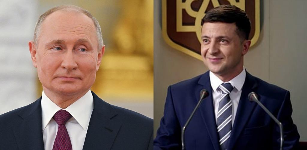 Уже сейчас! Встреча Зеленского и Путина. Решим все вопросы. Будем стоять на своем