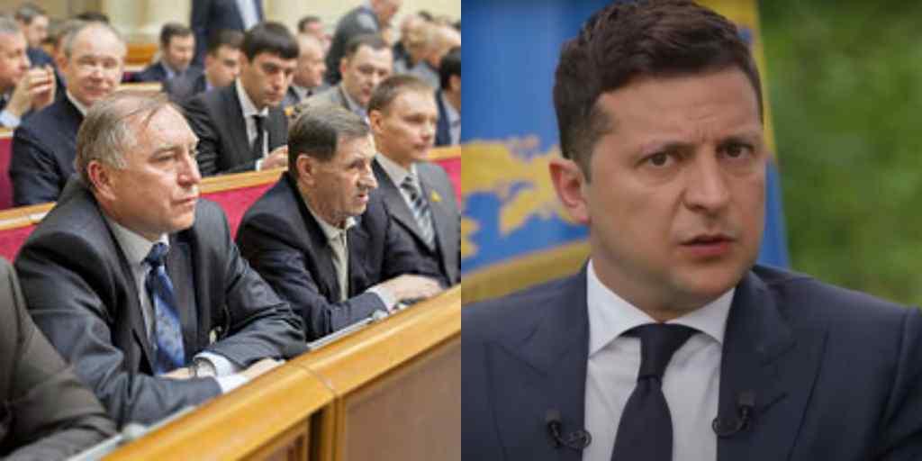 Приютили змей! 5 депутатов Рады внесут в список олигархов. Зеленский уверяет.