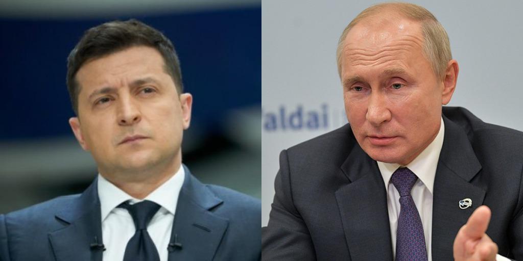 Встреча Зеленского и Путина! Расставим все точки над и. Офис президента объявил цели