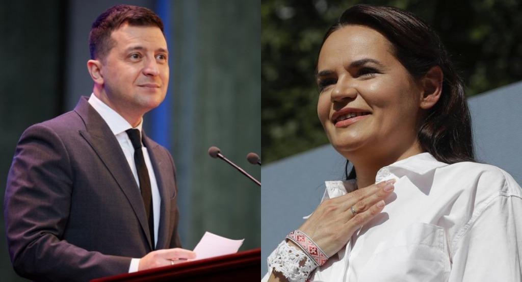 Просто в Вильнюсе! Появились детали встречи Зеленского и Тихановской: Кулеба раскрыл карты