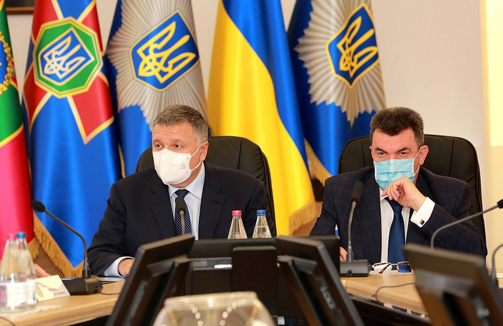 СНБО перед введением санкций против контрабандистов получило письмо от Авакова-Данилов