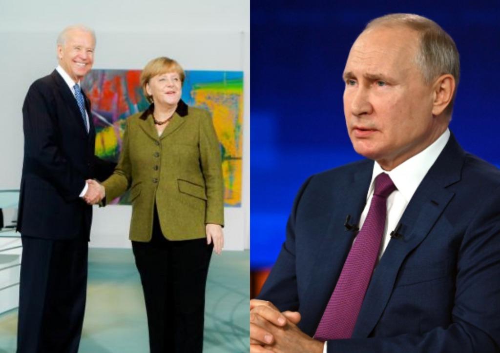 Тайное соглашение — Меркель не ожидала: Кремль «опустили». Байден решился — Зеленский аплодирует