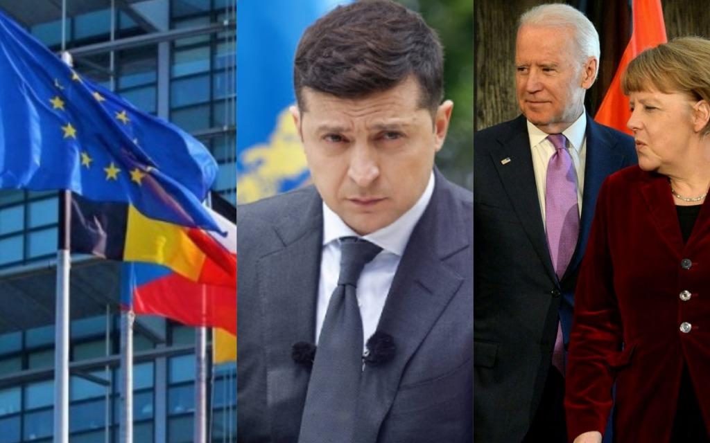 Пока мы спали! В Евросоюзе осудили Германию и США поддержали Украину: не европейское соглашение. Зеленский добился