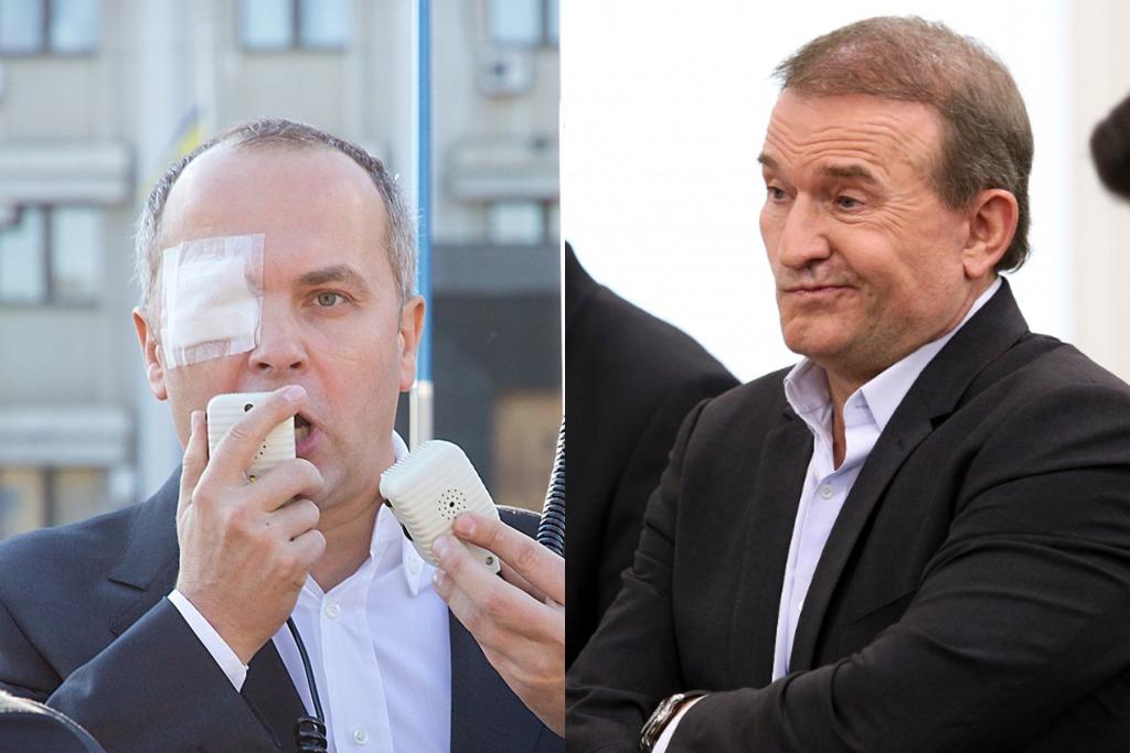 Рассмеялся прямо в лицо! Шуфрича опустили в прямом эфире — занервничал. Вся политика в одном эпизоде!