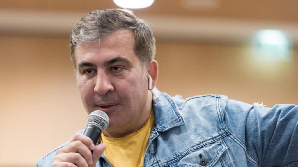 Вся надежда на Разумкова! Саакашвили сделал срочное заявление — назову фамилии тех, кто за этим стоит.