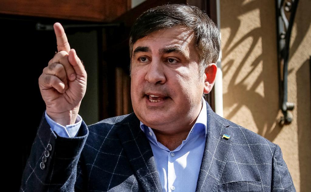 «Давление было сумасшедшее во время Крыма»-Саакашвили о том, как Запад убеждал Киев не стрелять.