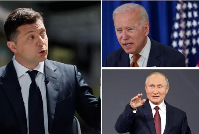 Урегулирование на Донбассе: Украина, США и РФ начали переговоры о присоединении Вашингтона