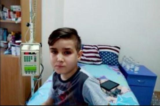 За 7 лет рак крови снова вернулся к Денису