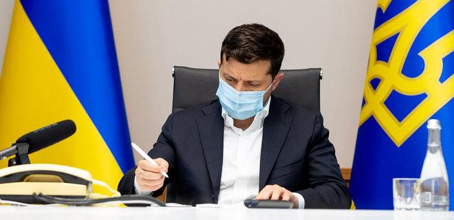 Зеленский провел кадровые изменения в Офисе Президента