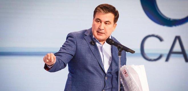 Саакашвили: принятие законопроекта №5600 в том виде, в котором его предлагают, станет большой ошибкой для развития страны