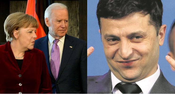 Достигли согласия в вопросе «Северного потока-2»: Украина получит гарантии