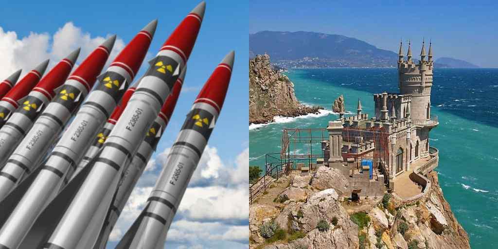 Неслыханно! У нас под носом. Россия размещает ядерное оружие в Крыму. Подготовка к вторжению