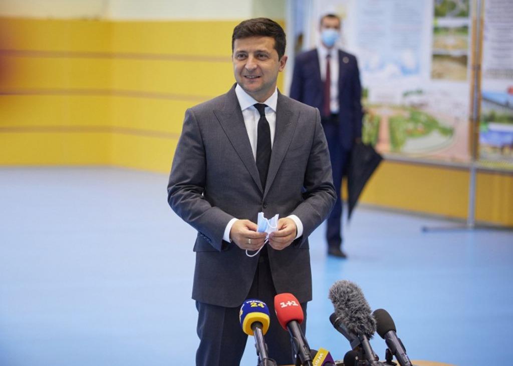 Во время нового интервью! Зеленский выступил с заявлением-Крым будет освобожден! Слово сдержит-вернутся домой!