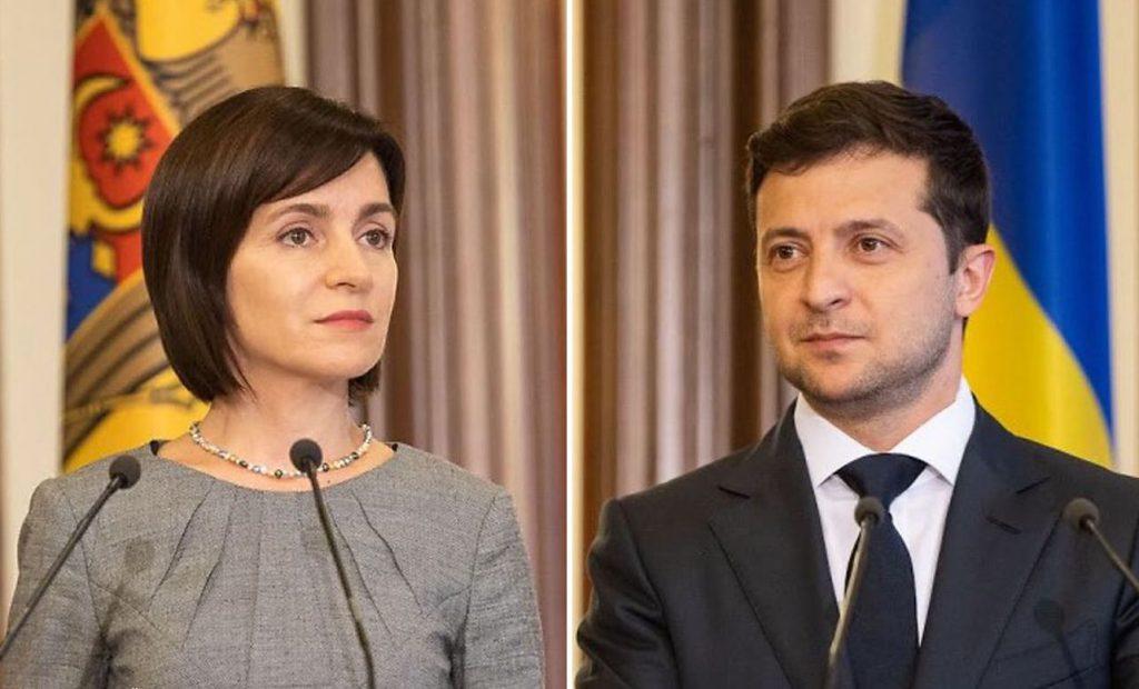 Только что! Встреча в Молдове: Зеленский встретился с Санду — важный разговор. мощная поддержка