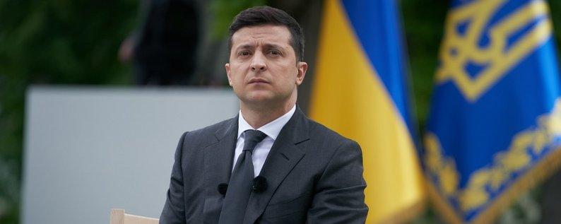 Только что! Зеленский подписал указ: свободную экономическую зону «Крым» отменено