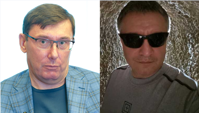 Только что! Картина «Выход из внутренних органов»! Луценко потролил Авакова-перепалка под фото экс-министра!