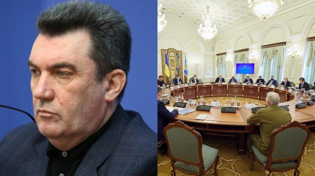 Срочно! Данилов влупил заявление — децентрализация: в СНБО провели совещание