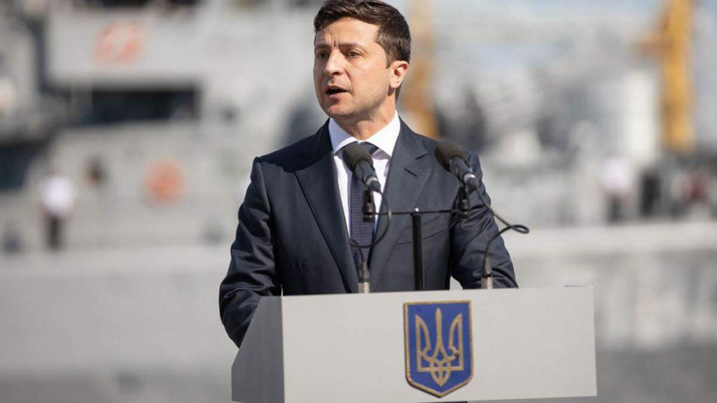 Срочно! Прямо во время форума! Зеленский выпалил-возвращаем Крым! Украинцы в восторге: впервые за 7 лет!