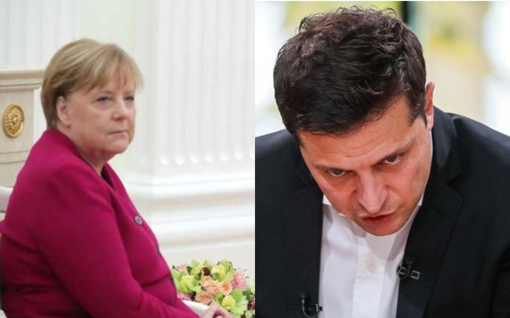Стало известно! Путин ответит за все: Меркель будет действовать. Зеленский уже ждет!