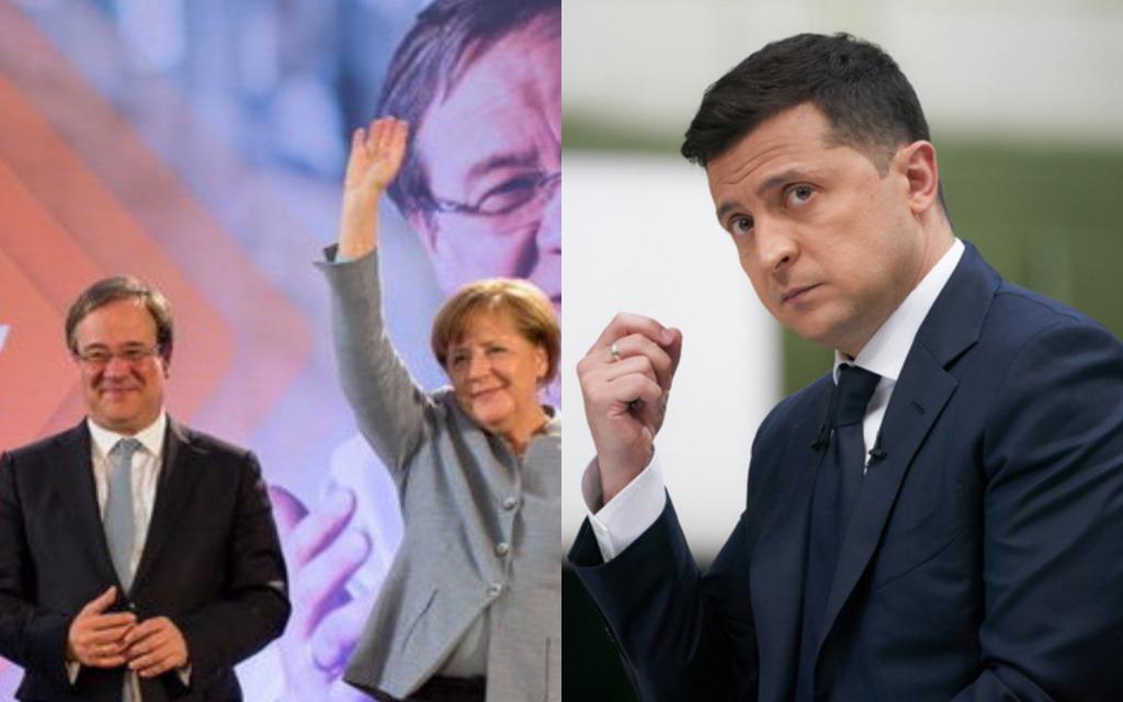 Пока мы спали! Мощная поддержка из Германии: вместе против агрессии Путина! Зеленский получил гарантии