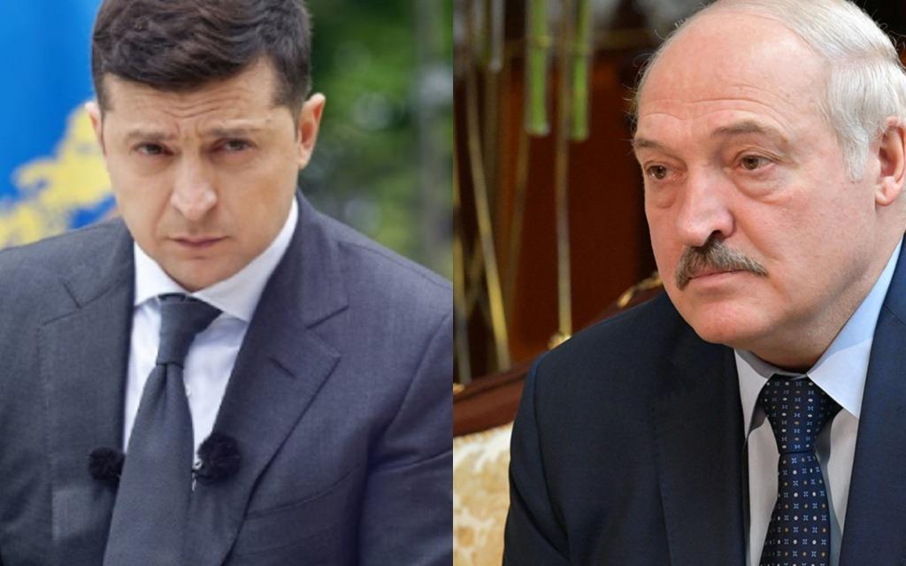 Пока мы спали! Зеленский «влупил» — Лукашенко в истерике: колючая проволока от агрессивного режима! Вместе с Литвой
