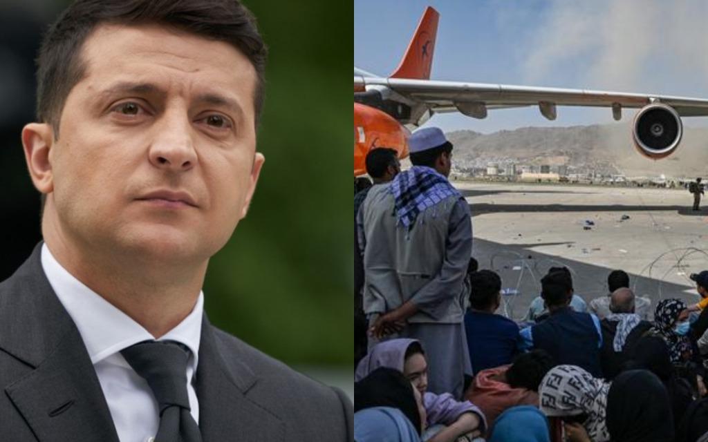 Только что! Эти люди выбрались из ада: в Зеленского сделали заявление — эвакуировали иностранцев из Афганистана