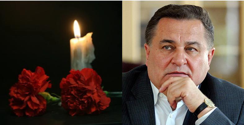 Только что! «Черный день»-его не стало! Известный политик-тяжелая утрата для всех! Слезы на глазах: остановилось сердце