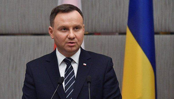 Место Украины — в ЕС! «Мы не клуб для избранных» Дуда влупил: выступил за расширение. Польша с нами