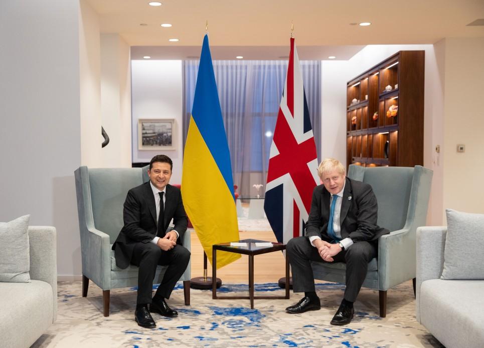 Несколько минут назад! Порошенку и не снилось: Джонсон в восторге! Судьбоносная встреча — конкретные результаты украинского-британского взаимодействия