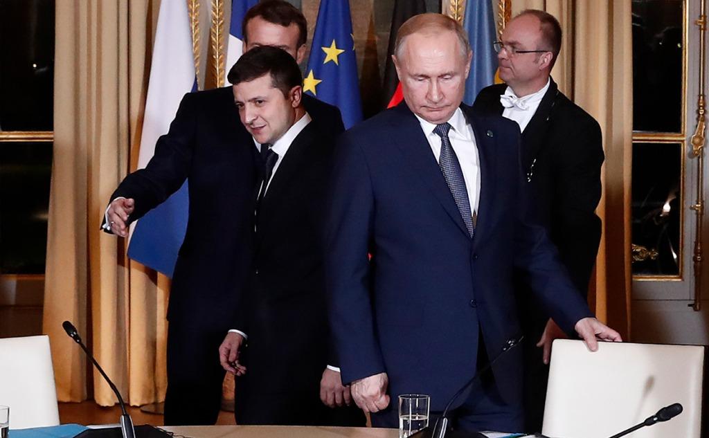 Момент икс! Зеленский выпалит: прямо в глаза Путину! Встреча лидеров: названа дата. Уже в этом году