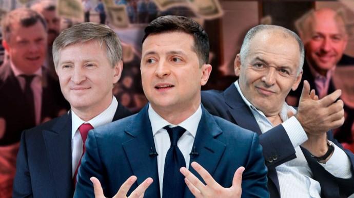 5 минут назад! В Зеленского влепили — олигархи в панике: саботаж не прошел. Закон на подпись