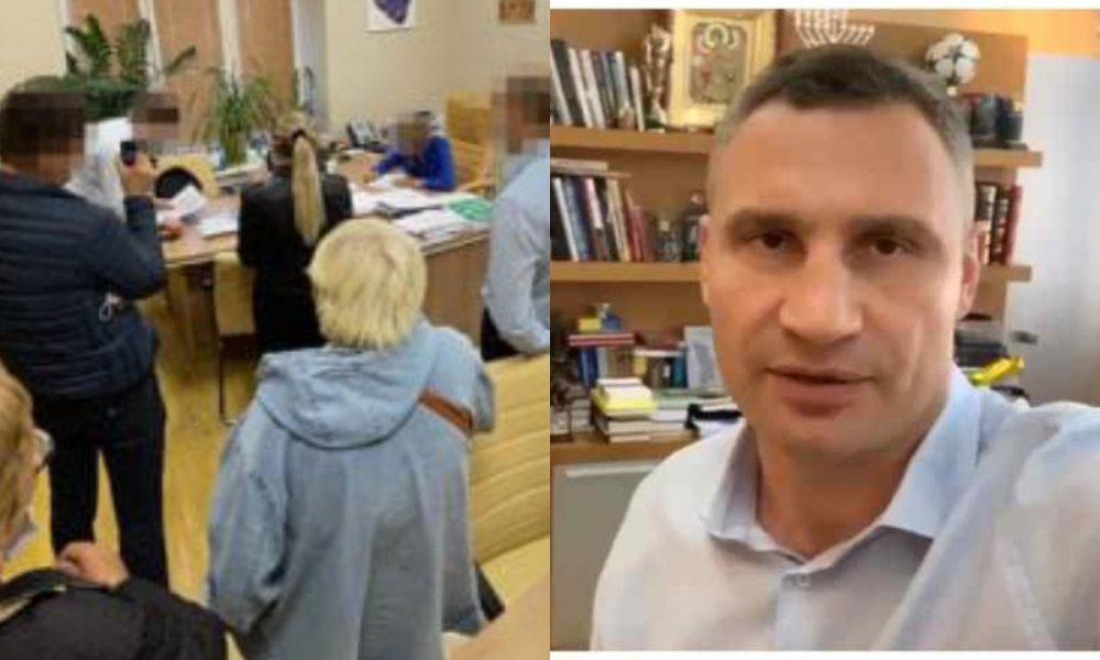 5 минут назад! Ворвались с обысками — Кличко скрутили: КГГА на ногах. По всем фронтам. Мэру конец!