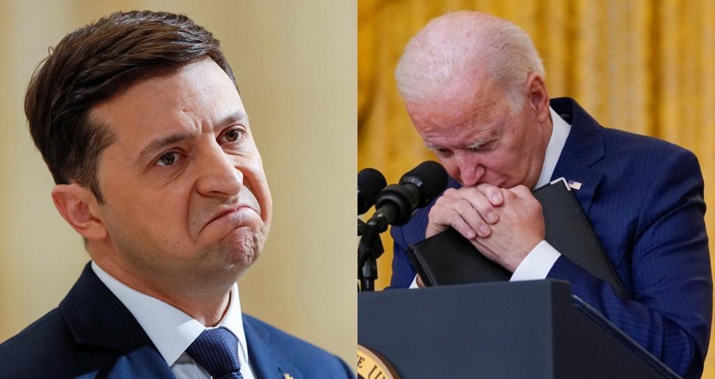 Это измена! В Байдена не подтвердили. «Железный купол» Украина не светит. Зеленский не ожидал