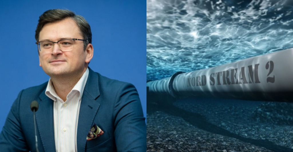 «Давление на партнеров»! Кулеба влетел: «Северный поток-2» на наших условиях. Позиция Украины неизменна