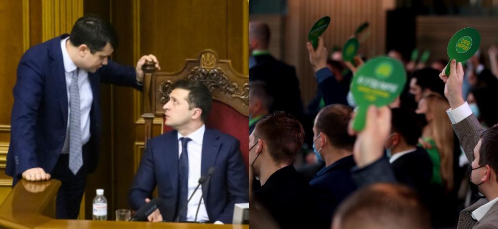 Это конец! «Его спасет только покаяние». Конфликт Разумкова с «слугами народа» — политолог об отставке
