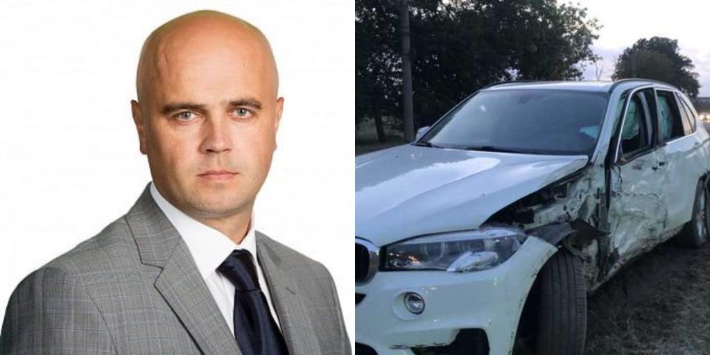 Невероятно! Какой цинизм: в Бердянске депутат горсовета сбил пешехода и пытался скрыться