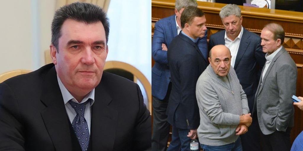 Только что! Данилов влупил: четкий ответ. ОПЗЖ в шоке — не ожидали